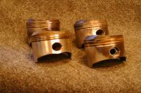 Wiseco 76mm Set Used